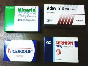 Sermion nicergoline a látáshoz - ERGOTOP 30 mg filmtabletta - Gyógyszerkereső - Háberekinyaralas.hu